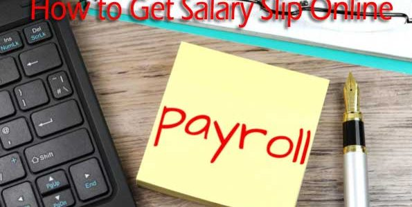 How to Get Salary Slip Online? Complete Guide & Process 2021